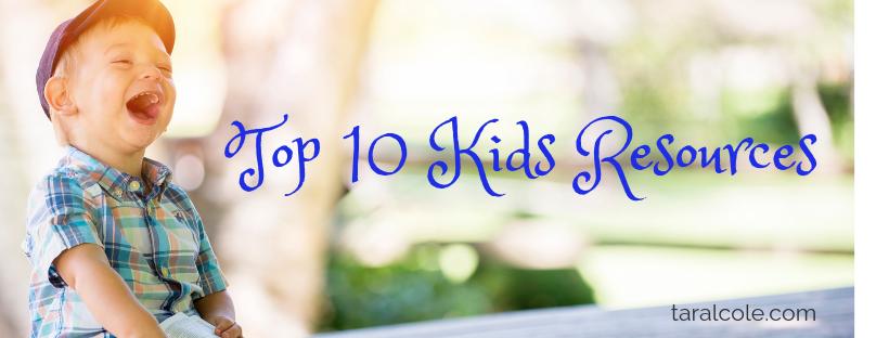Top 10 Kids Resources